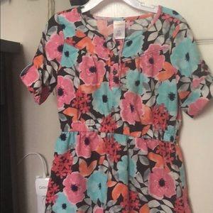 Gymboree Size 5 fall dress